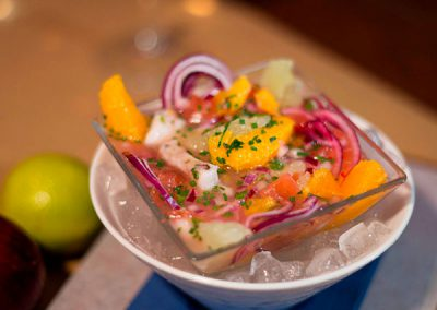 Ceviche Verne Barcelona